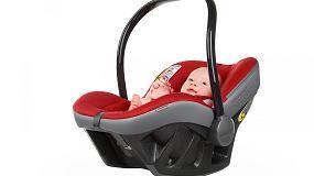 Foto de Un asiento infantil para autom�vil, un 30% m�s ligero