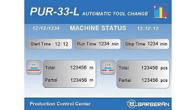 Foto de Nuevas aplicaciones dentro del programa de digitalización de Barberán para la optimización de las plantas de producción