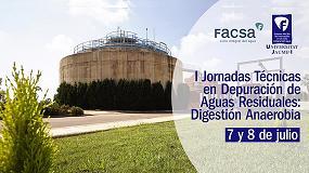 Picture of La c�tedra Facsa-UJI organiza unas jornadas t�cnicas sobre digesti�n anaerobia