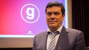 Foto de Lluís Giralt, director de Fuji Hunt Ibérica, nuevo presidente de Graphispag