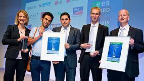 Picture of SMA obtiene el ees Award y el Intersolar Award en la categor�a �proyectos solares excepcionales�