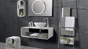 Foto de Hi-Macs inspira las nuevas colecciones de baño de la firma italiana Cipì
