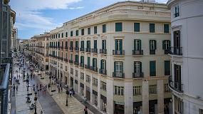 Foto de CBRE comercializa las oficinas del edificio Marqu�s de Larios, 4 (M�laga)