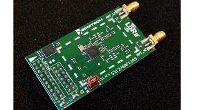 Foto de RS Components distribuye nuevos módulos de desarrollo LoRaWAN