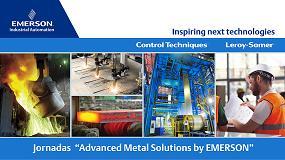 Foto de Emerson organiza en Bilbao la jornada Advanced Metal Solutions by Emerson
