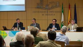 Foto de El sector de las artes gráficas en Andalucía