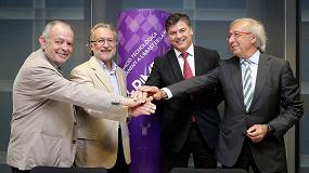 Foto de Eurecat, Amec, Pimec y AEIC crean el Centro de Excelencia para la Innovaci�n en la Pyme