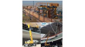 Foto de Haulotte participa en los mayores proyectos ferroviarios de Oriente Medio