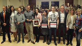 Foto de Se entregan los 14º Premios IMH a alumnos destacados de sus ciclos formativos