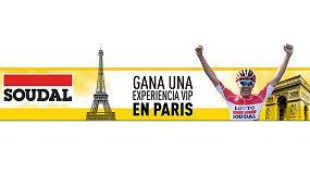 Picture of Soudal organiza un concurso con motivo del Tour de Francia 2016