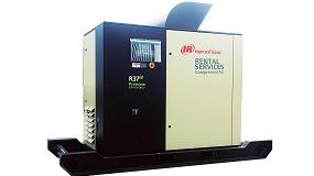 Picture of Ingersoll Rand lanza un servicio de alquiler de soluciones de aire comprimido