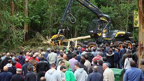 Picture of Galiforest Abanca 2016 acoger� un centenar de demostraciones en vivo de maquinaria forestal