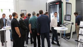Foto de WNT inaugura su Technical Center en Madrid