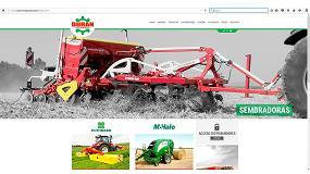 Picture of Dur�n Maquinaria presenta una nueva p�gina web �m�s moderna, completa e interactiva�