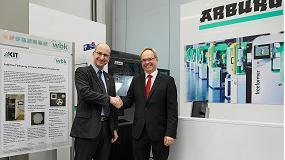 Foto de Arburg abre un nuevo centro de innovación en (KIT) Karlsruhe
