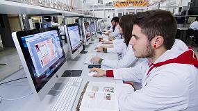 Foto de Roland DG Iberia y Salesianos Atocha potencian las nuevas soluciones de impresión digital