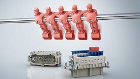 Foto de RS Components distribuye los nuevos conectores de Harting