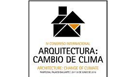 Foto de Scalae y GEZE, en el IV Congreso Internacional 'Cambio de Clima' de la Fundación Arquitectura y Sociedad