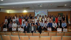 Foto de La UCV y Aidimme clausuran un año más sus másteres