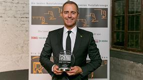 Picture of MANN-FILTER elegida �Mejor Marca 2016� por las revistas del motor alemanas