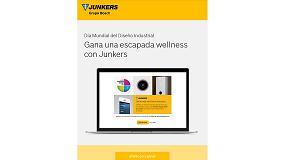 Foto de En el Día del Diseño Industrial Junkers promueve sus innovaciones con un concurso online