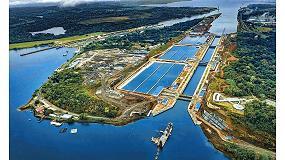 Foto de Mapei colabora en la ampliación del Canal de Panamá