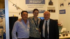 Foto de Motorrens-Rostor celebra el 30 aniversario de su primera presencia en Tecma