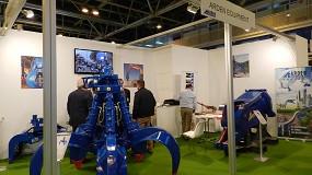 Picture of Arden Equipment presenta su sistema de pulverizaci�n de agua Arden JET