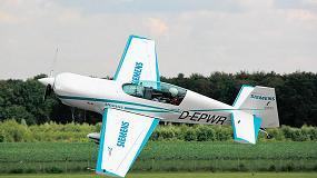 Foto de Se realiza el primer vuelo de un avión eléctrico con el nuevo sistema de propulsión de Siemens