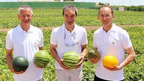Foto de Syngenta reúne en Murcia a productores y compradores de melón y sandía