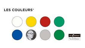 Foto de Los colores de Le Corbusier entran en el baño con Zehnder