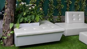 Foto de Fernando Pozuelo presenta su nueva colecci�n de mobiliario de exteriores