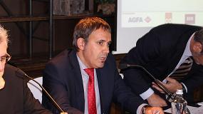 Foto de Jordi Quera, reelegido presidente de Graphispack Asociación
