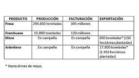 Fotografia de El sector fresero culmina la campa�a con un aumento del 8% en la facturaci�n