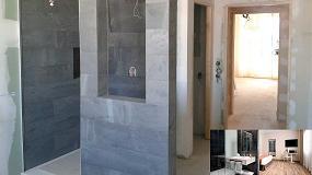 Foto de Materiales Knauf en el renovado Hotel Suecia de Madrid