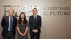 Foto de Alibaba Group se interesa por los alimentos y bebidas españoles en un encuentro con FIAB