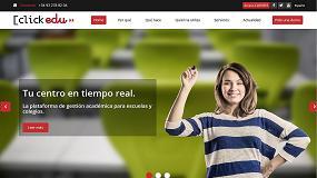 Foto de La plataforma educativa Clickedu integra las funcionalidades de Microsoft Office 365