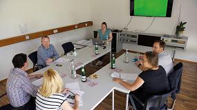 Foto de Schüco y Klaes se reúnen en Ahrweiler