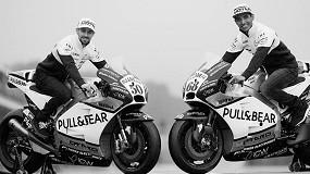 Picture of Pull&Bear se convierte en patrocinador principal del equipo Aspar Team en el Gran Premio de Alemania de Moto GP