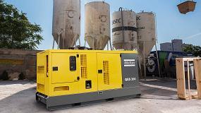 Foto de Atlas Copco amplía la gama de generadores QES