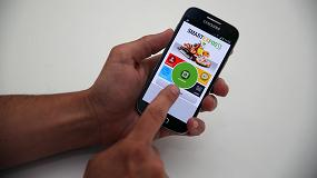 Foto de App experimental para ayudar al consumidor a hacer la compra de manera más saludable