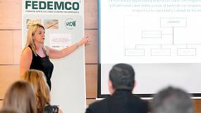 Foto de Éxito de la jornada de Fedemco 'Cómo implantar y certificar un sistema de seguridad alimentaria en la empresa'