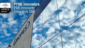 Picture of Girop�s obtiene la acreditaci�n pyme Innovadora por Aenor