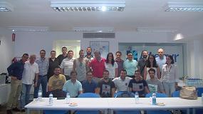 Foto de Finaliza con éxito el IV Curso de Experto en Climatización