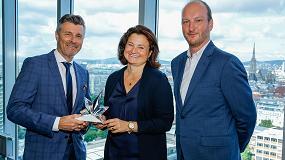 Foto de Mondi, galardonado con el SAP Austria Innovation Award