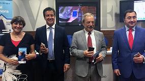 Fotografia de Oviedo acoge la presentaci�n nacional de Smart aqua, la aplicaci�n de Aqualia para el Servicio Municipal de Aguas