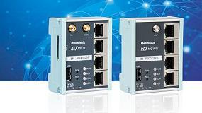Picture of Nuevo router REX 100 WiFi y LTE: teleservicio sin l�mite