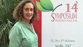 Picture of Mar�a Cruz Ledro del �guila, nueva presidenta del Symposium Nacional de Sanidad Vegetal