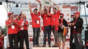 Foto de Linde Material Handling Ibérica organiza la Copa Nacional de Carretilleros de España 2016 en Valls (Tarragona)