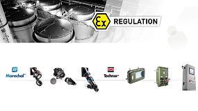 Picture of Marechal, Technor y el nuevo cartel de ATEX, IECEx y NEC